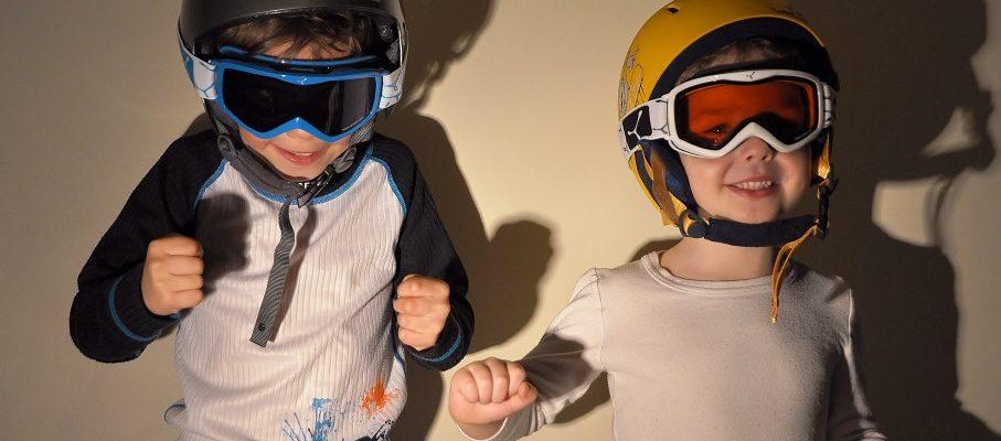 Quel materiel pour aller au ski quand on a 4 ans ?