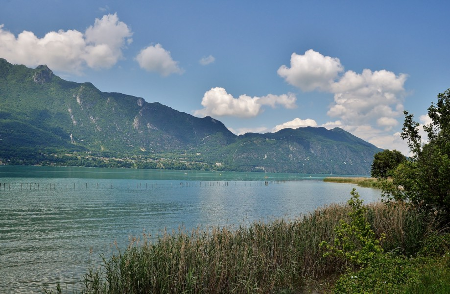 Balade Familiale A Velo Au Lac Du Bourget